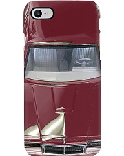 Car Buil Regal 1986 Garnet Red Metallic PDN  ngt Phone Case i-phone-8-case