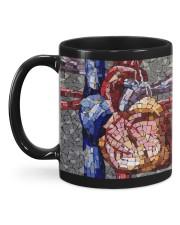 Cardiology heart mosaic mug dvhh pml Mug back