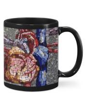 Cardiology heart mosaic mug dvhh pml Mug front