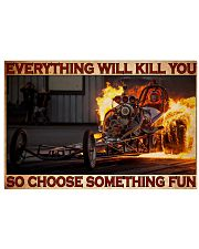 Drag Racing Choose ST Fun4 PDN-DQH  36x24 Poster front