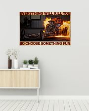 Drag Racing Choose ST Fun4 PDN-DQH  36x24 Poster poster-landscape-36x24-lifestyle-01