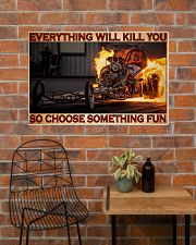 Drag Racing Choose ST Fun4 PDN-DQH  36x24 Poster poster-landscape-36x24-lifestyle-20