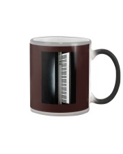 Music Piano Fen Rho 73 PDN ngt  Color Changing Mug tile