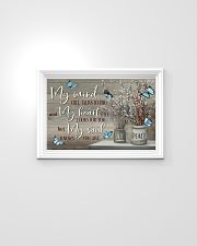 Butterfly My Mind 24x16 Poster poster-landscape-24x16-lifestyle-02