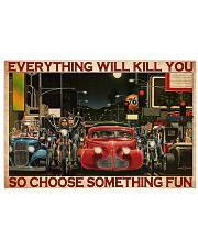 Hal Hot Rod Choose ST Fun PDN-ntv 36x24 Poster front