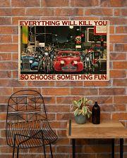 Hal Hot Rod Choose ST Fun PDN-ntv 36x24 Poster poster-landscape-36x24-lifestyle-20