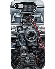Drag Racing Engine PDN-dqh Phone Case i-phone-8-case
