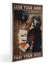 Vinyl To Lose My Mind PDN ngt 20x30 Gallery Wrapped Canvas Prints thumbnail