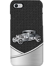 Hot Rod Metal PC-PDN-DQH  Phone Case i-phone-8-case