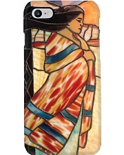 Native Glass PC1 PDN-dqh Phone Case i-phone-8-case