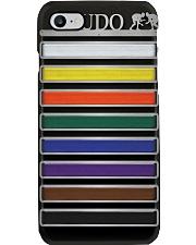 Judo Belt PC PDN pml Phone Case i-phone-8-case