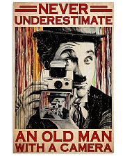 Photograph Chap Old Man PDN-dqh 11x17 Poster front
