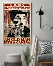 Photograph Chap Old Man PDN-dqh 11x17 Poster lifestyle-poster-1