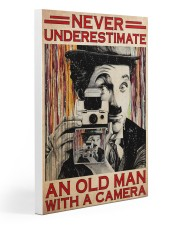 Photograph Chap Old Man PDN-dqh Gallery Wrapped Canvas Prints tile