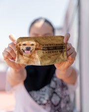 Golden Retriever If You Don't Have One Cloth Face Mask - 3 Pack aos-face-mask-lifestyle-07