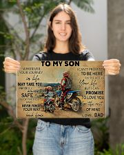 Motocross To My Son PDN ntv 17x11 Poster poster-landscape-17x11-lifestyle-19