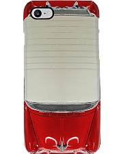 Car 1955 Chevy Red PDN-dqh Phone Case i-phone-8-case