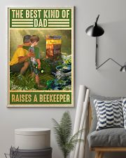 Beekeeper best kind of dad 11x17 Poster lifestyle-poster-1