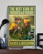 Beekeeper best kind of dad 11x17 Poster lifestyle-poster-2