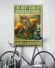 Beekeeper best kind of dad 11x17 Poster lifestyle-poster-7