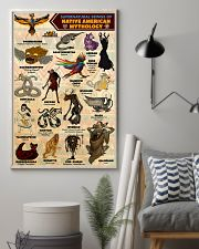 Native Mythology PDN-DQH  11x17 Poster lifestyle-poster-1