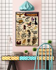 Native Mythology PDN-DQH  11x17 Poster lifestyle-poster-6