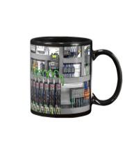 Electrician Control Panel Mug Mug front