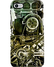 Drag racing machine pc Phone Case i-phone-8-case