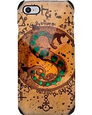 Flm HP Horcrx Salazr Locket PDN ngt  Phone Case i-phone-8-case