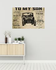 SXS -TO MY SON 36x24 Poster poster-landscape-36x24-lifestyle-01