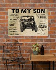 SXS -TO MY SON 36x24 Poster poster-landscape-36x24-lifestyle-20