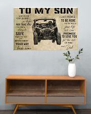 SXS -TO MY SON 36x24 Poster poster-landscape-36x24-lifestyle-21