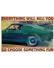 Flm Car Choose ST Fun PDN ngt 36x24 Poster front