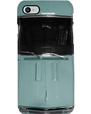 Car Chev 1966 Chevel SS 396 Artesian Turquoise Phone Case i-phone-8-case