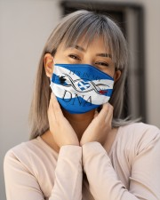 Scotland in my DNA Cloth Face Mask - 3 Pack aos-face-mask-lifestyle-17