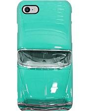Car Chev 1956 Bel Air green PDN- ntv  Phone Case i-phone-8-case