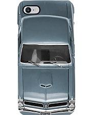 Car Pon 1965 GTO Fontaine Blue PDN-dqh Phone Case i-phone-8-case