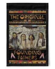 """Native The Original Founding Fathers PDN-dqh 11.5""""x17.5"""" Garden Flag front"""