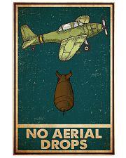 TL no aerial drops 11x17 Poster front