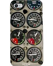 Pilot Cockpit Instru PDN pml Phone Case i-phone-8-case