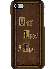 Vintage Once Upon A Time PC pdn dqh Phone Case i-phone-8-case