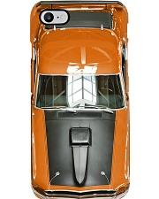 Car Must 1969 Mat 1 Orange PDN-pml Phone Case i-phone-8-case