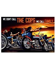 Motorcycle Call Family PDN-NTH 17x11 Poster front