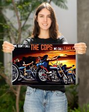 Motorcycle Call Family PDN-NTH 17x11 Poster poster-landscape-17x11-lifestyle-19