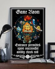 DD Gameroom Sign PDN-pml  24x36 Poster lifestyle-poster-2