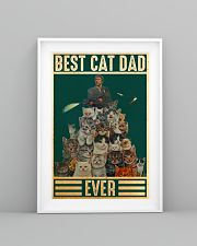 Cat Best Cat Dad PDN-DQH  24x36 Poster lifestyle-poster-5