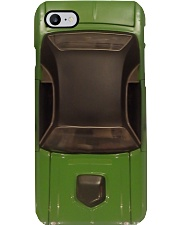 Car 1970 Dod Challenger green PDN-pml Phone Case i-phone-8-case