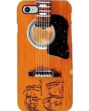 Music Guitar John Give Peace PDN-dqh Phone Case i-phone-8-case