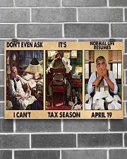 Accountant Dont Even Ask PDN-nna 17x11 Poster poster-landscape-17x11-lifestyle-18