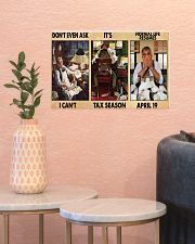 Accountant Dont Even Ask PDN-nna 17x11 Poster poster-landscape-17x11-lifestyle-21